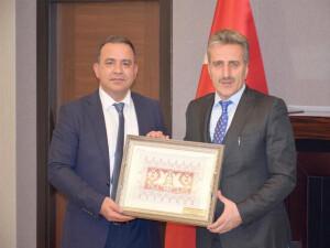 Çalışma Bakanlığı heyeti Ankara'da temaslarda bulundu