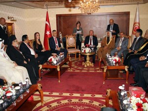 Uluçay, Antalya'da Asya Parlamenter Asamblesi'ne katıldı