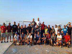 Vadili'de Mustafa Ağa anısına atış turnuvası