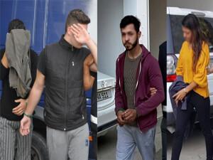 Zanlı Tiken tutuklu, Öksüz tutuksuz yargılanacak