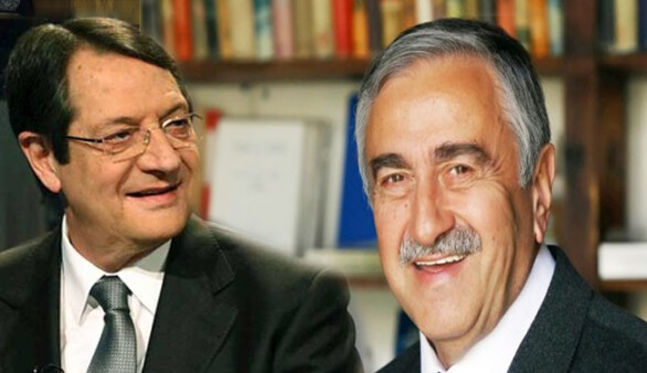 Anastasiadis ve Akıncı yarın BM'nin yıl sonu resepsiyonuna katılacak