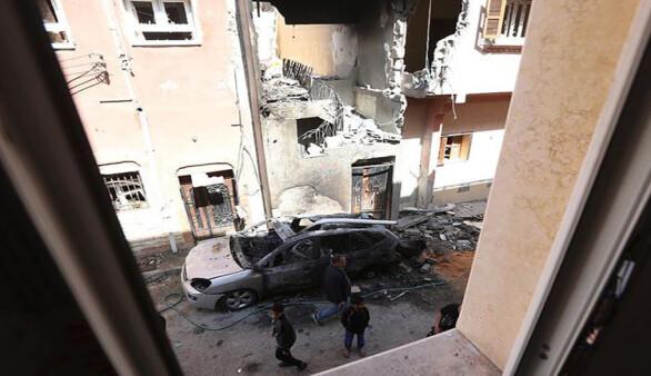 Libya'da Misrata kenti Hafter'e karşı seferberlik ilan etti