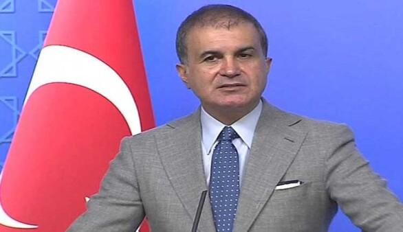 """Çelik: """"Doğu Akdeniz'de barış isteniyorsa, bunun yolu Türkiye ve KKTC'nin haklarına saygıdan geçer"""""""