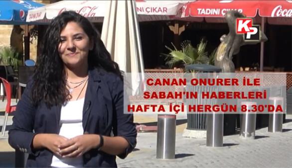 "Canan Onurer: ""KKTC Meclisi film seti gibi"""