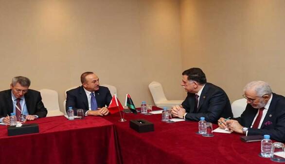 """Çavuşoğlu: """"Doğu Akdeniz'deki çıkarlarımızı korumaya devam edeceğiz"""""""