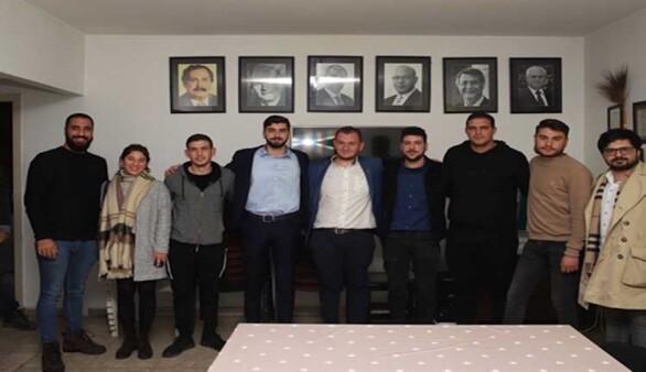 CTP Gençlik Örgütü Lefkoşa Başkanı Ali Çakmak oldu