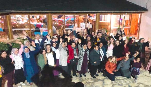 CTP Kadın Örgütü'nden Dipkarpaz'a ziyaret