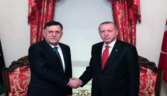 Libya ile Türkiye arasında imzalanan 'güvenlik ve askeri işbirliği' anlaşması TBMM'de