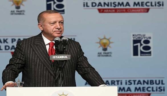 """Cumhurbaşkanı Erdoğan: """"Libya ile anlaşmamızı imzaladık, BM'ye gönderdik"""""""