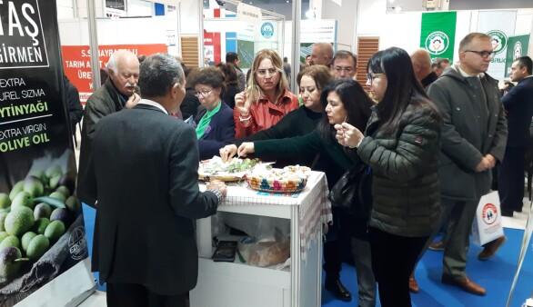 EZKOOP Uluslararası Türkiye Kooperatifler Fuarı'nda