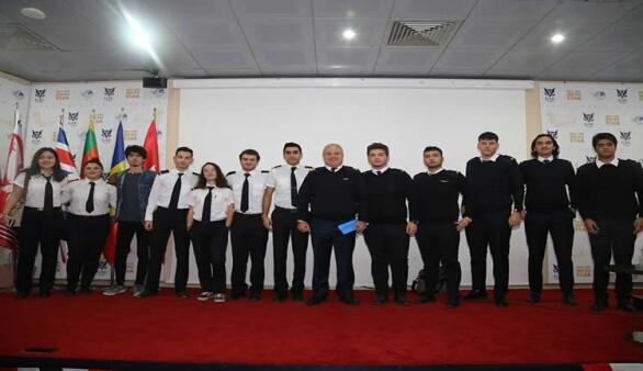 """""""7 Aralık Dünya Sivil Havacılık Günü"""" GAÜ'de kutlandı"""