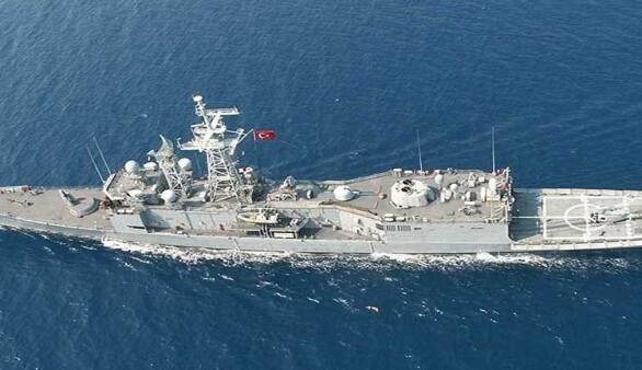 'Türk donanması İsrail gemisinin Doğu Akdeniz'de arama yapmasını engelledi' iddiası
