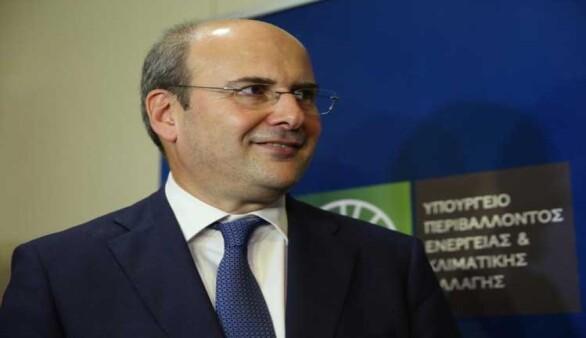 """Hacidakis: """"Yunanistan ve Kıbrıs egemenlik haklarından feragat etme niyetinde değil"""""""