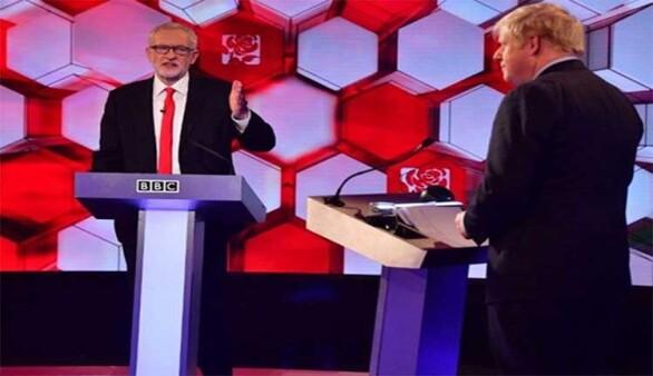 İngiltere'de seçim tartışmasının galibi Boris Johnson