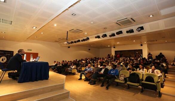 LAÜ'de Akdeniz Bölgesi'nin Jeopolitik önemi ele alındı