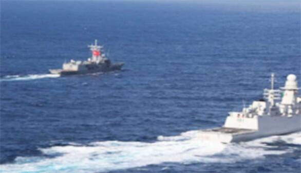 TC Deniz Kuvvetleri, NATO ve müttefik savaş gemileriyle eğitimleri sürdürüyor