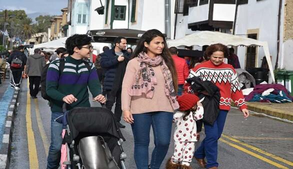 Yuka Blend Sokak Festivali yapıldı