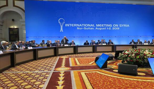 Suriye konulu 'Garantörler Toplantısı' yarın başlıyor