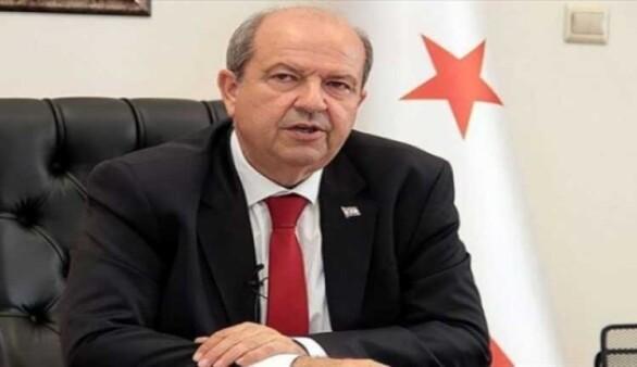 Tatar, Türkiye'nin Lefkoşa Büyükelçisi Başçeri'nin babası Ahmet Başçeri'nin vefatı dolayısıyla başsağlığı mesajı yayımladı