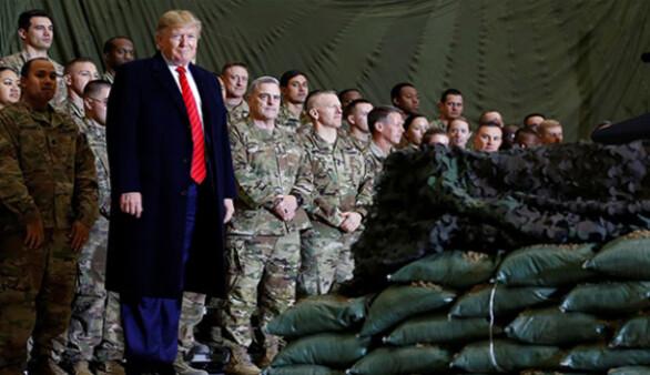 """""""ABD, Afganistan'dan 4 bin askerini geri çekmeye hazırlanıyor"""""""