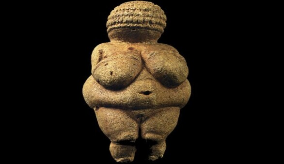 Fransa'da 23 bin yıllık Venüs heykelciği bulundu