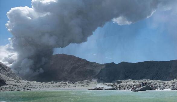 Yeni Zelanda'daki yanardağ patlamasında ölü sayısı 6'ya yükseldi