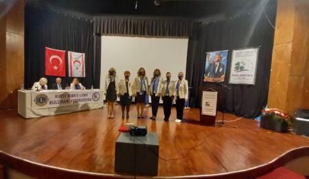 Lions Kulüpleri Federasyonu 4. Olağan Genel Kurulu yapıldı... Yeni Başkan Duygu Adahan Kuran