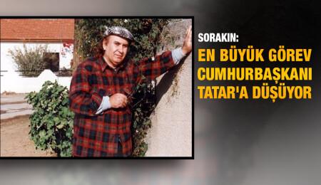 Erdoğan Sorakın'dan 'Kutlu Adalı' cinayetinin aydınlatılması için Tatar'a çağrı