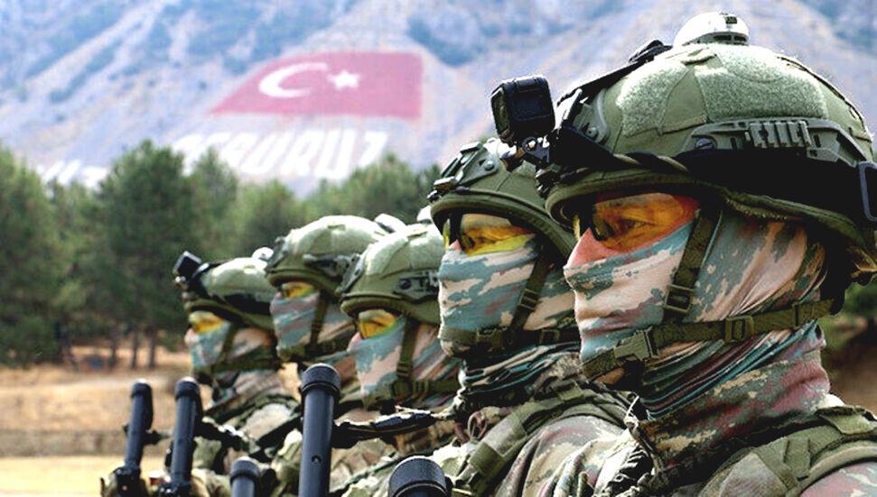 TSK'nın yurt dışındaki en fazla askeri 40 bin asker ile KKTC'de