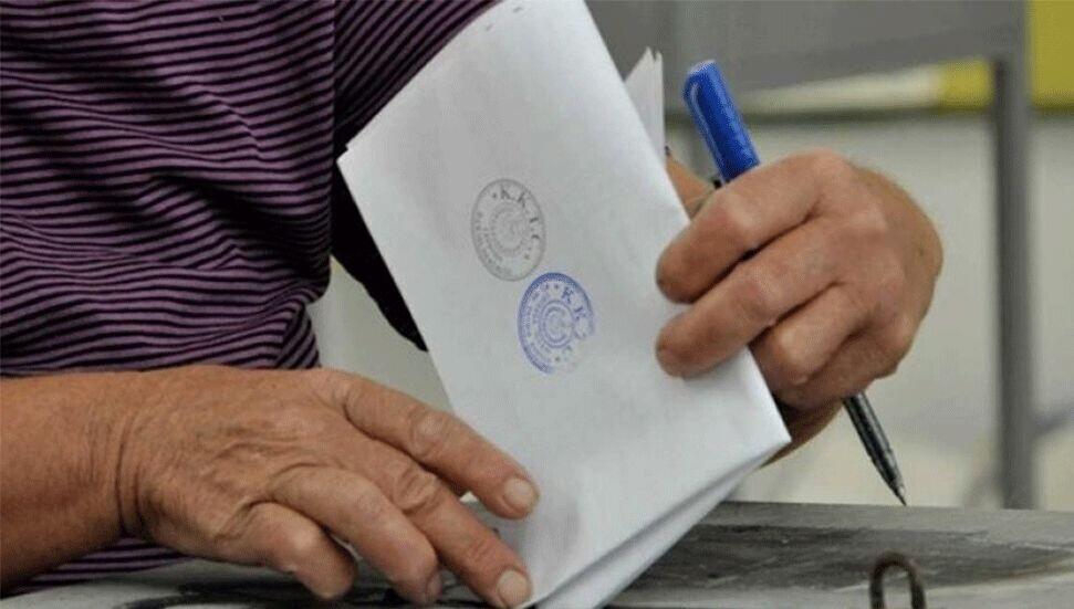 KKTC halkı bugün Cumhurbaşkanını seçiyor... Oy verme işlemi 18.00'de sonlanacak