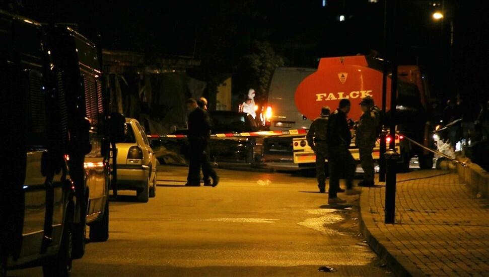 Covid-19 hastalarının tedavi edildiği merkezdeki yangında 10 kişi öld