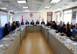 Milli Eğitim ve Kültür Bakanlığı İle Sivil Savunma Teşkilat Başkanlığı bütçeleri onaylandı