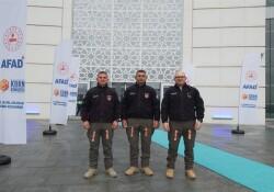 Sivil Savunma Iı. Uluslarası KBRN Kongresine katıldı