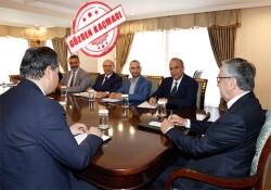 Akıncı'nın GSM Toplantısına Bakan Atakan davet edilmedi...