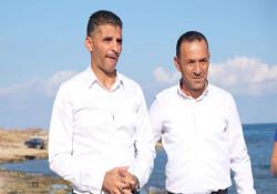 """Aktuğ ve Ataser'den ortak mesaj: """"Projenin devamının gelmesini istiyoruz"""""""