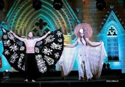 Akdoğan Festivali muhteşem gala ile açıldı