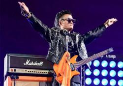 Alibaba'nın kurucusu stadyumda verdiği konserle emekli oldu