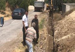 Alsancak'ta altyapı çalışmaları son sürat