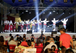 Alayköy Tahıl Festivali başladı... Festival yarın tamamlanacak