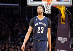 Anthony Davis, Lakers yolcusu
