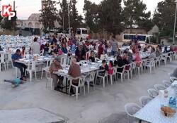 Bafra Köyü'nde yıllardır süren gelenek: 'İmece usulü iftar'