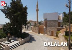 Balalan köyü, nüfusu ile birlikte yok oluyor