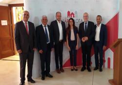 Belediyeler Birliği heyeti Macaristan'da toplantı ve konferansa katıldı