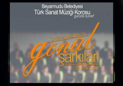 Beyarmudu Belediyesi Türk sanat müziği korosu konser verecek