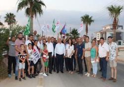"""Beyarmudu'ndan """"Akmercan""""a tam destek"""