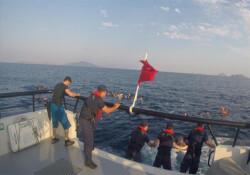 Bodrum açıklarında göçmenleri taşıyan tekne battı: 31 kişi kurtarıldı, çalışmalar sürüyor