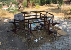 Boğaz Piknik alanı yine çöplüğe döndü!