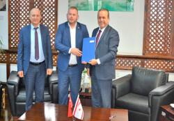 Büyükkonut'ta ikon müzesi oluşturulması için protokol imzalandı