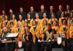 Çağdaş Müzik Derneği, Beyarmudu Belediyesi TSM Korosu ve Lapta Esintileri Korosu ortaklaşa cumhuriyet konserleri verecek