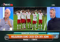"""Çakar'dan skandal sözler: """"Bu gol Akıncı'ya girsin"""""""